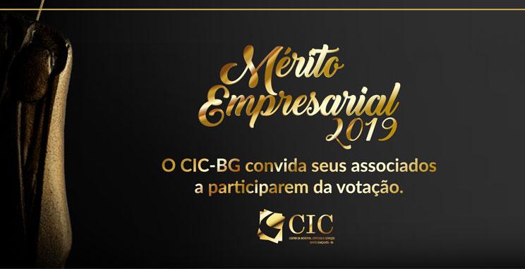Mérito Empresarial 2019