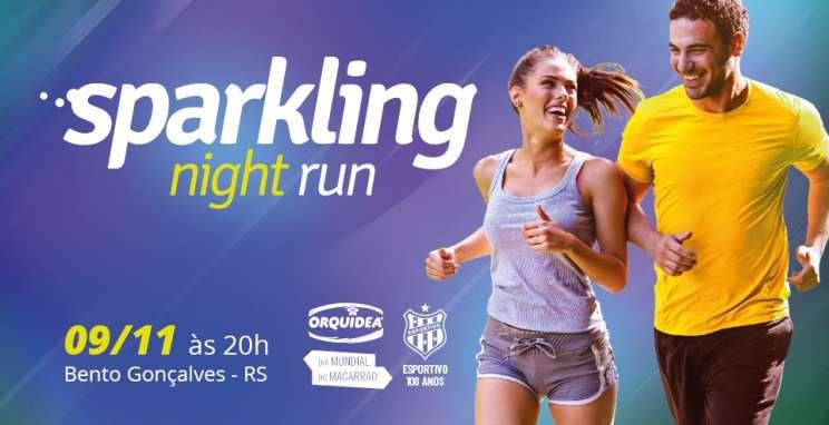 Spakling Night Run