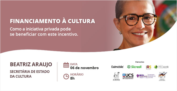 Financiamento à Cultura
