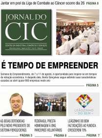 Jornal Edição de Agosto de 2017