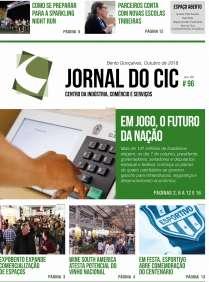 Jornal Edição de Outubro de 2018