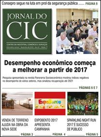 Jornal Edição de Novembro de 2016