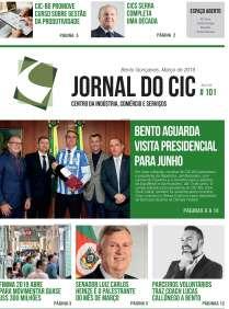 Jornal Edição de Março de 2019