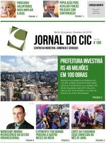 Jornal Edição de Fevereiro de 2019
