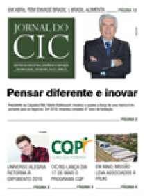 Jornal Edição de Abril de 2016