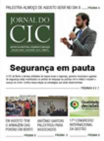 Jornal Edição de Julho de 2016