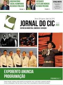 Jornal Edição de Maio de 2018
