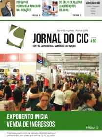 Jornal Edição de Abril de 2018