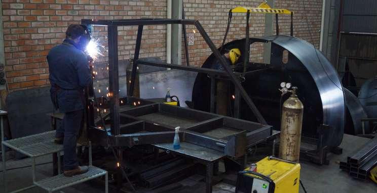 Steel usa tecnologia em favor do setor metalmecânico