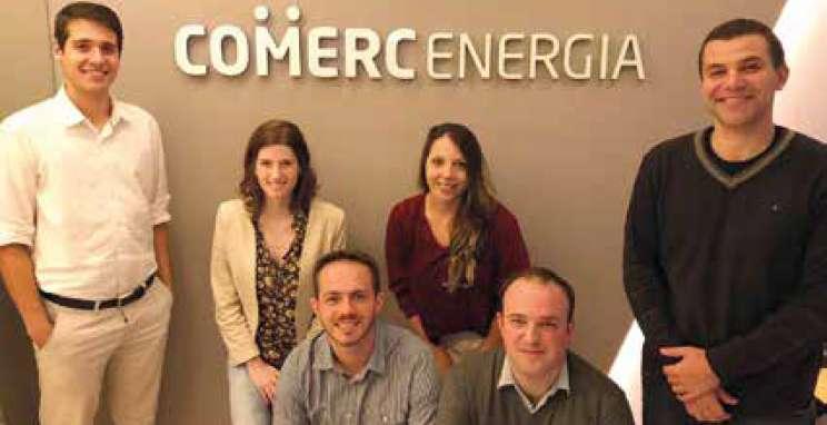 Comerc Energia comemora dois anos em Bento