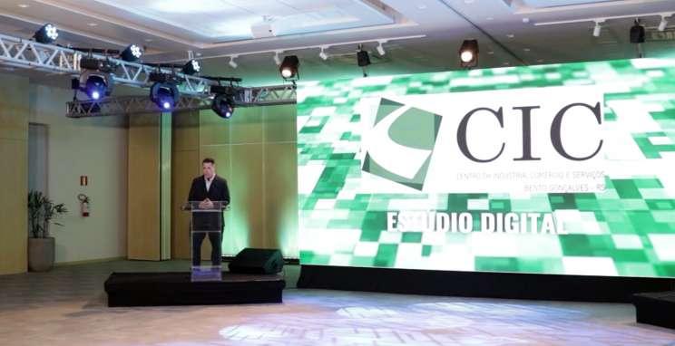 CIC-BG lança Estúdio Digital