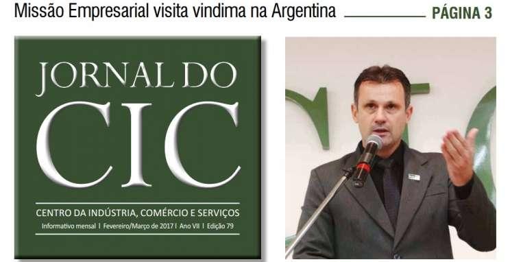 Edição do Jornal do CIC já está disponível