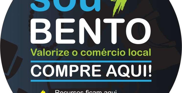 """CIC-BG apoia campanha """"Sou + Bento"""""""