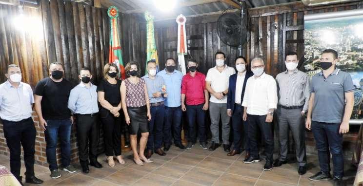 Consepro de Bento Gonçalves é homenageado pelo 3º BPAT