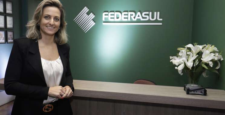 Presidente da Federasul palestra no CIC de Bento Gonçalves