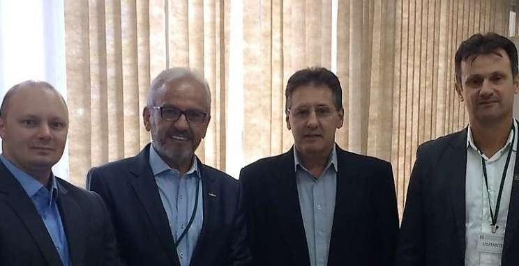 ExpoBento visita a Secretaria de Desenvolvimento Rural e Cooperativismo do Rio Grande do Sul