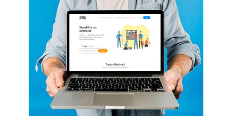 Zitep apresenta plataforma digital que reúne profissionais e empresas prestadoras de serviços