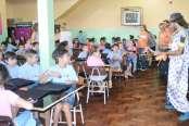 CIC-BG e ExpoBento acompanham entrega de doações do projeto Padrinhos na Escola