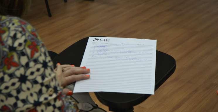 CIC-BG oferece quatro cursos de qualificação profissional no mês do julho