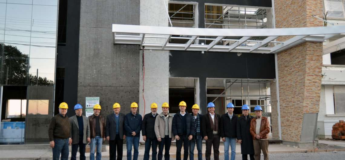 Nova sede do CIC-BG contretiza sonho de várias gerações