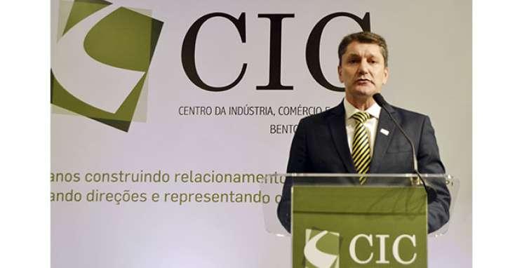 Pasin fala sobre investimentos do município no CIC-BG