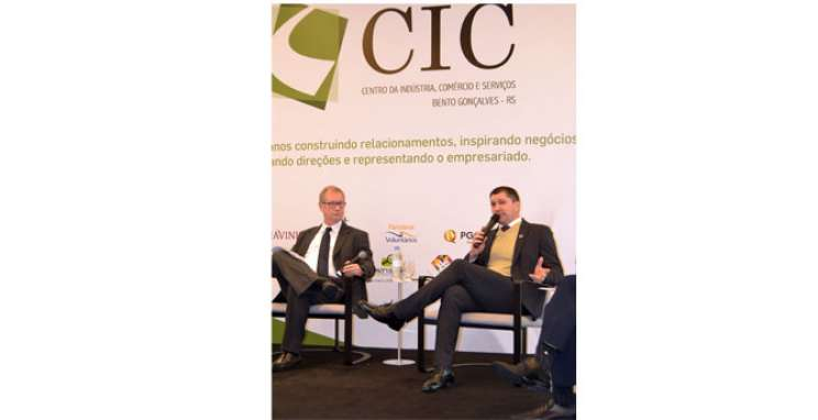 Painel traz vivências de dirigentes do CIC-BG