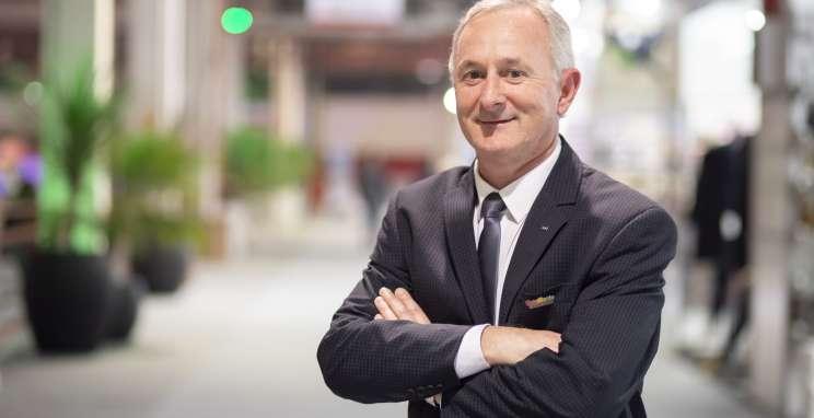 Gilberto Durante é o diretor geral da 30ª ExpoBento