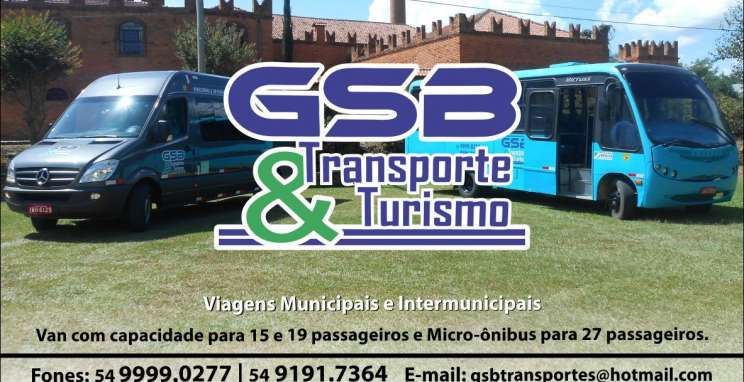 GSB Transporte tem frota especializada para atender o mercado