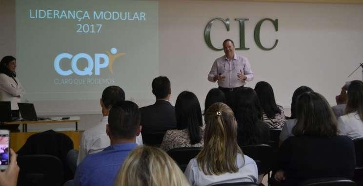 CIC lança segunda edição do programa CQP com curso 'Liderança modular'