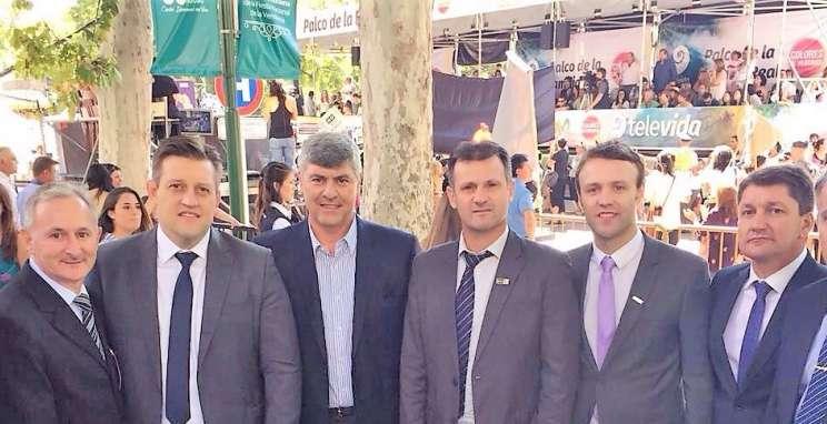 Missão empresarial visita vindima em Mendoza na Argentina