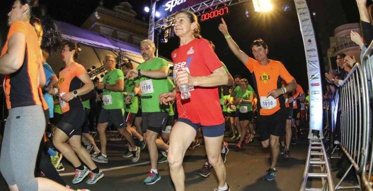 Inscrições no 1º lote da Sparkling Night Run encerram-se domingo