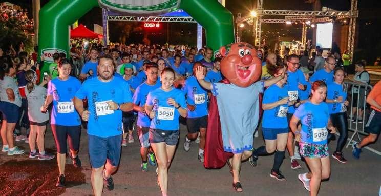 Sparkling Night Run encerra 2º lote de inscrições no dia 7 de setembro