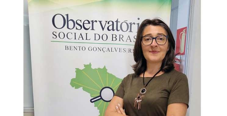 Fernanda Titton avalia gestão à frente do Observatório Social
