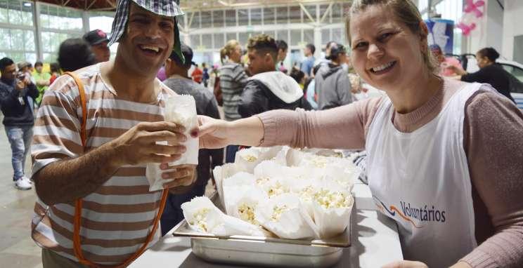 Parceiros Voluntários convida para o engajamento social