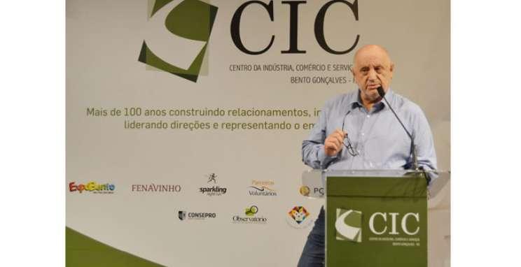 Daniel Piardi mostra como utilizar a neurociência a favor dos negócios no CIC-BG