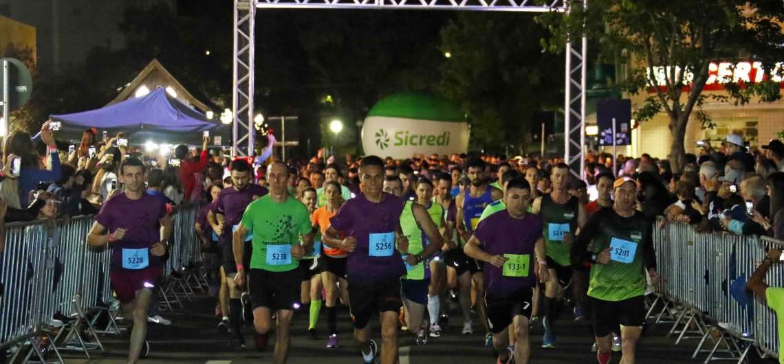 Sparkling Night Run está confirmada para 10 de novembro