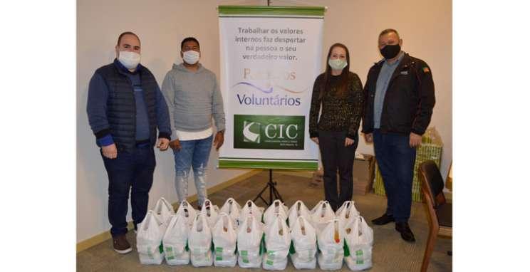 Parceiros Voluntários encerra o ano com fortalecimento de rede solidária em Bento Gonçalves