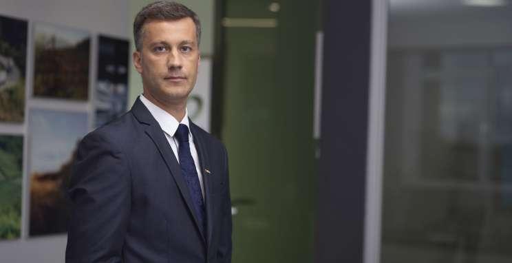 Rogério Capoani, presidente do CIC-BG