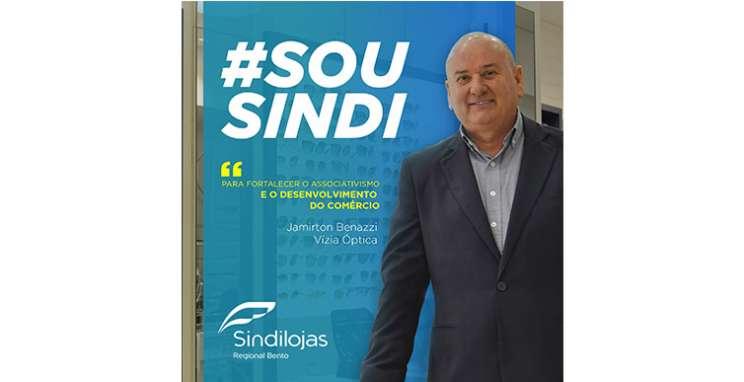#SOUSINDI chega para fortalecer o Sindilojas