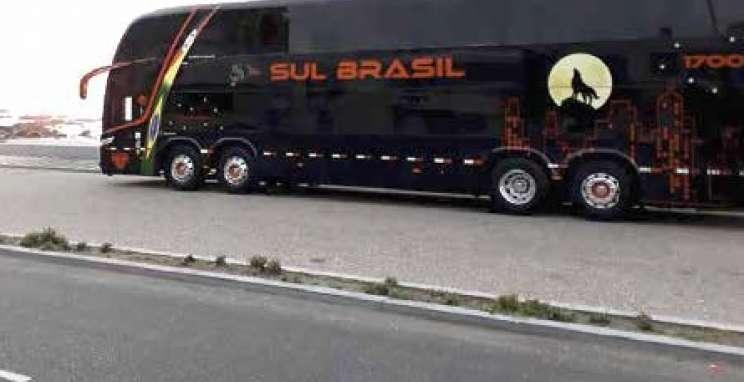 Variedade de destinos e conforto marcam serviços da Sul Brasil