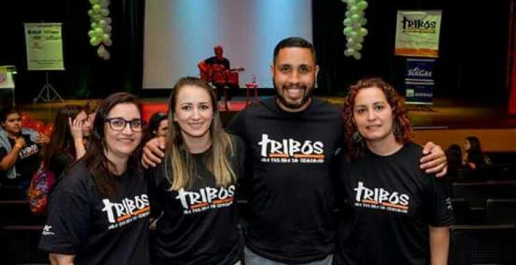 Parceiros Voluntários compartilha experiências em encontro com 350 tribeiros