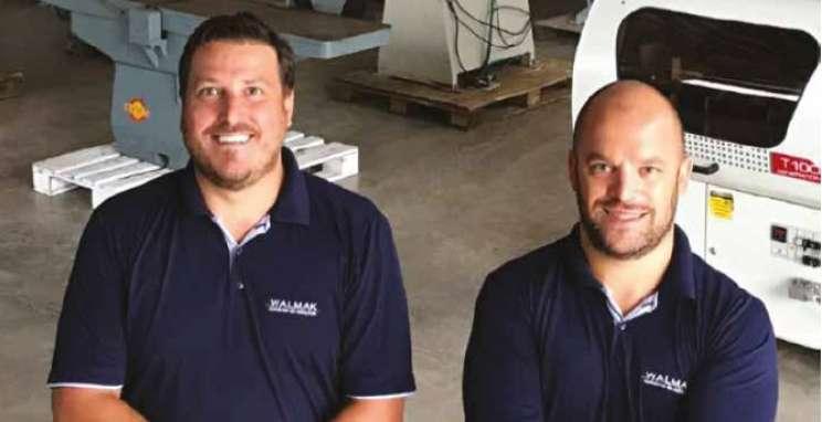 Walmak oferece linha de maquinário para INDÚSTRIA moveleira